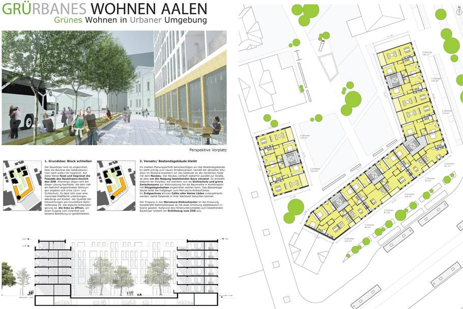 Alexander reznik architektur portfolio for Portfolio architektur